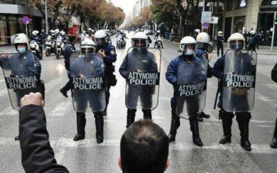 Εθνικό Σχέδιο Διαχείρισης Δημοσίων Υπαίθριων Συναθροίσεων: Η αλήθεια υπό την οπτική γωνία της αστυνομίας