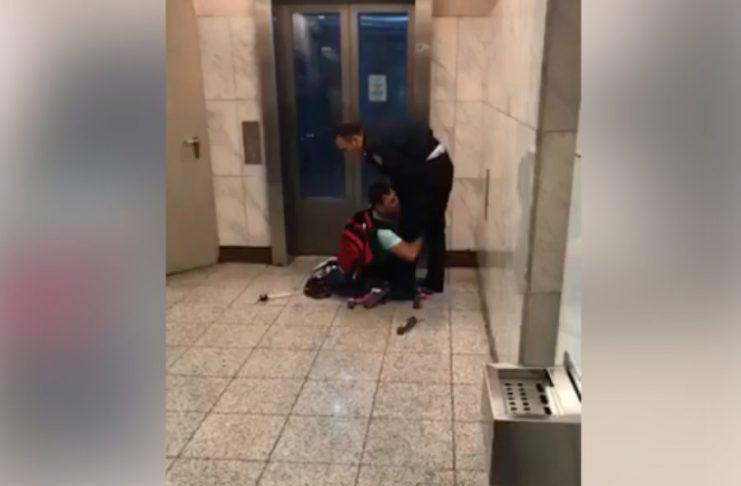 Mικρή συνεισφορά στο διάλογο περί της βίας στο μετρό (Videos)