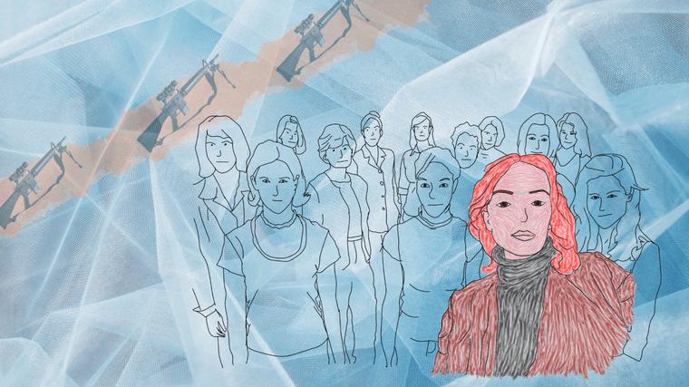 Οι γυναίκες αυτοοργανώνονται ενάντια στη βία στο μέτωπο της ανατολικής Ουκρανίας