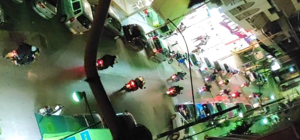 [Video] Μοτοπορεία αλληλεγγύης στον απεργό πείνας Δημήτρη Κουφοντίνα σε Βύρωνα, Παγκράτι, Καισαριανή