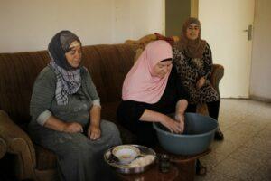 Η αντίσταση των αγροτισσών στην Παλαιστίνη