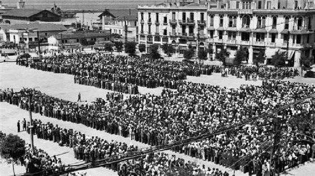 Οι Έλληνες Εβραίοι και το Ολοκαύτωμα