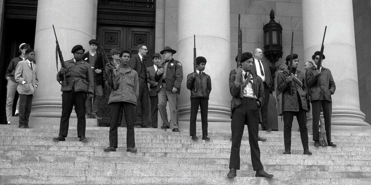 Εισβολή των Μαύρων Πανθήρων στο Καπιτώλιο (1967)