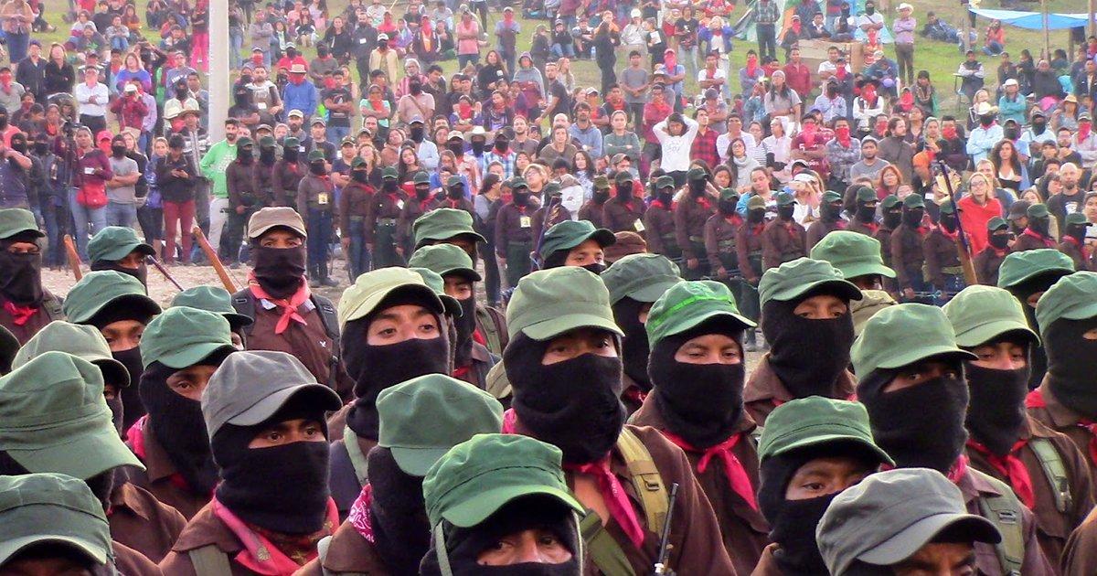 Επίθεση παραστρατιωτικών σε κοινότητα των Ζαπατίστας