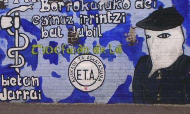 14 Φεβρουαρίου 1996   Η ETA σκοτώνει τον νομικό Tomas y Valiente