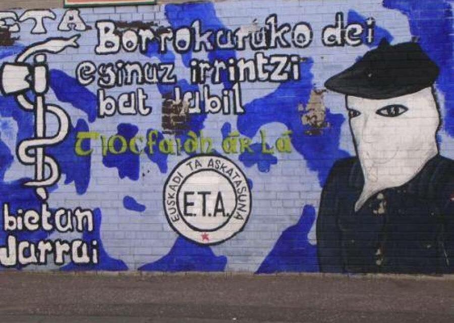 14 Φεβρουαρίου 1996 | Η ETA σκοτώνει τον νομικό Tomas y Valiente