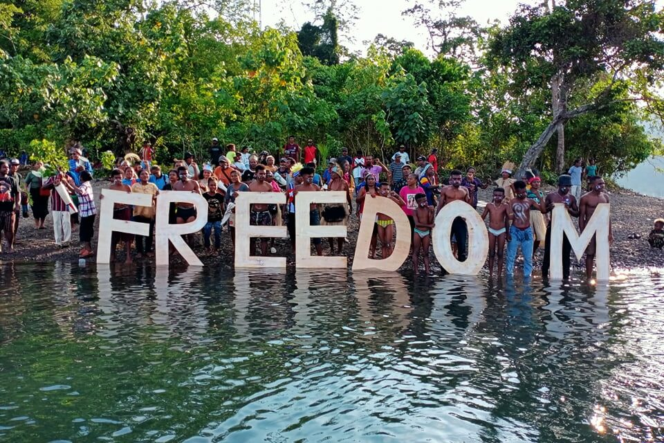 Δυτική Παπούα: συλλήψεις, απαγωγές και σχέδια για εθνοκάθαρση