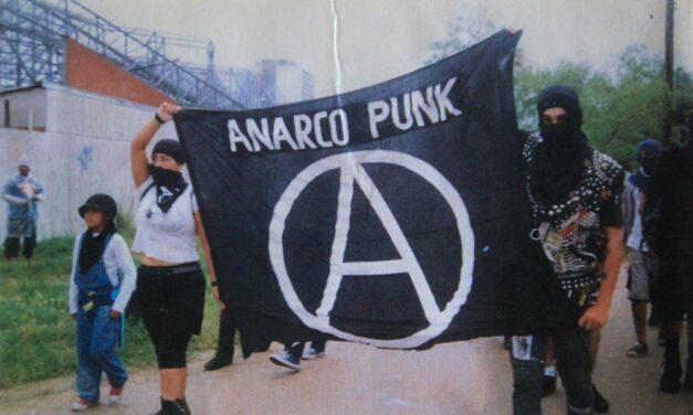 Βραζιλία: Από το Πανκ στην Ιθαγενική Αλληλεγγύη: Τέσσερις δεκαετίες αναρχισμού