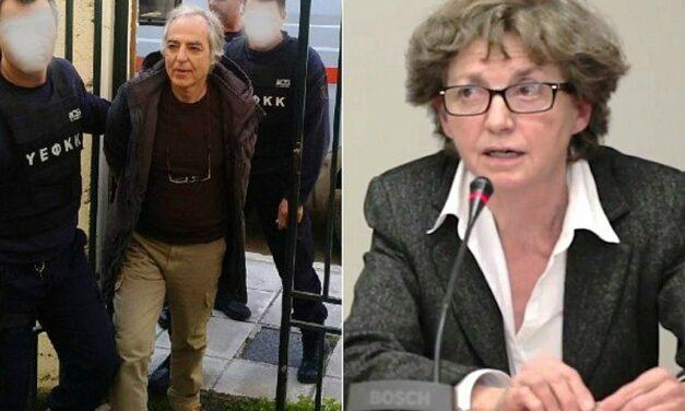 Δήλωση της Ιωάννας Κούρτοβικ για τη μεταγωγή του Δ. Κουφοντίνα