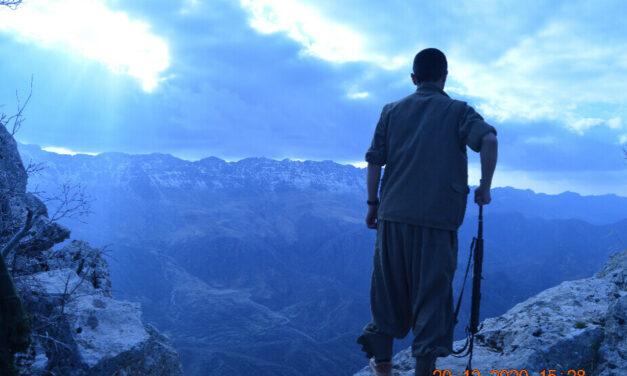 PKK: Ο Τουρκικός στρατός ταπεινώθηκε, από τους αντάρτες στα βουνά του Gare.