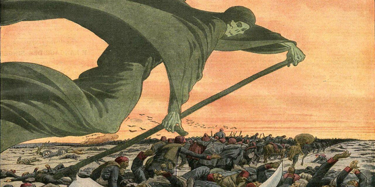 Οι Αναρχικοί ενάντια στη χολέρα   O Mαλατέστα και η επιδημία του 1884