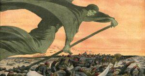 Οι Αναρχικοί εναντίον της Χολέρας   O Mαλατέστα και η επιδημία του 1884. Το 1884, η χολέρα σάρωσε την Ιταλία, παίρνοντας χιλιάδες ζωές.