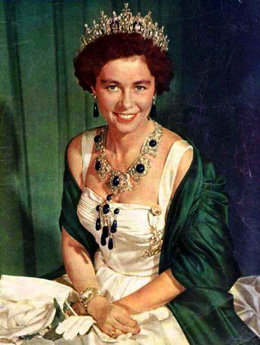 Η Γερμανίδα πριγκίπισσα του Ανόβερο Φρειδερίκη ή βασίλισσα «Φρίκη»