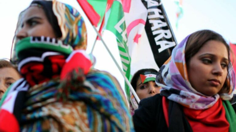 Ο ηγετικός ρόλος των γυναικών Σαχράουι υπέρ της ανεξαρτησίας