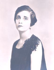 Salvadora Carmen Medina Onrubia de Botana, 1894-1972