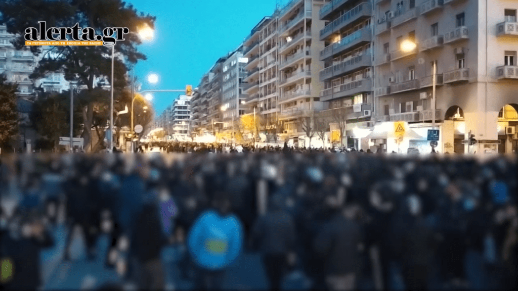 Πορεία για την υπεράσπιση του δημόσιου συστήματος υγείας | Θεσσαλονίκη 17-3-2021