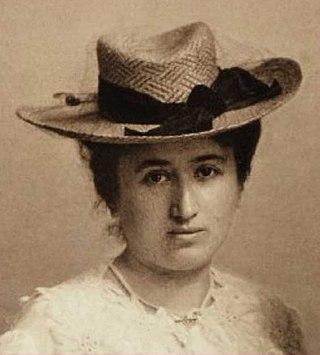 Ρόζα Λούξεμπουργκ (5 Μαρτίου1871–15 Ιανουαρίου1919)