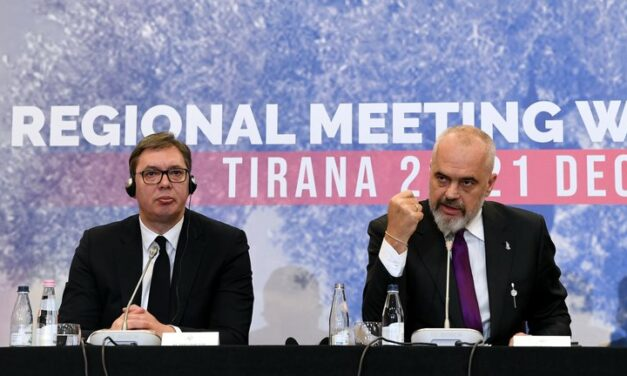 Το Κοσσυφοπέδιο η Σερβία και στην γωνιά η Μεγάλη Αλβανία;