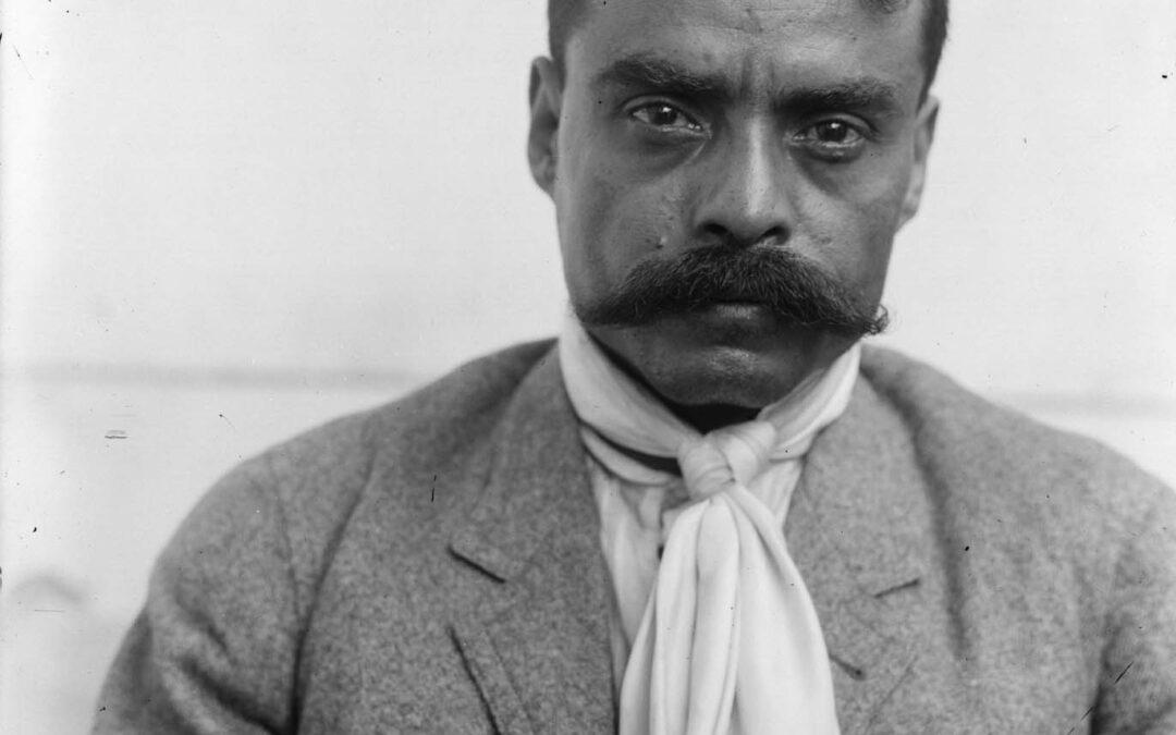 Η δολοφονία, η μνήμη και ο μύθος του Μεξικανού επαναστάτη Εμιλιάνο Ζαπάτα