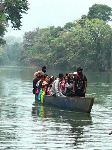 Μεξικό Zapatista: Και εν τω μεταξύ, στη ζούγκλα της  Λακαντόνα…