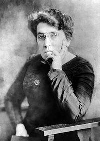 Η Emma Goldman και η ευχαρίστηση της ζωής
