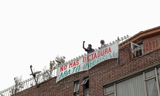 Κολομβία: Ο λαός σφαγιάστηκε εν μέσω διαμαρτυριών ενάντια στη φορολογική μεταρρύθμιση