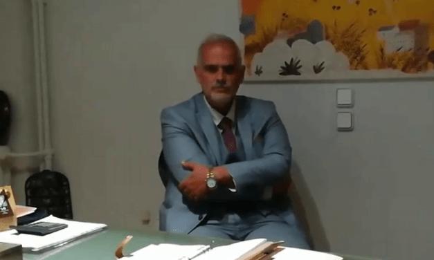 Ρουβίκωνας: Παρέμβαση στο δικηγορικό γραφείο του Νίκου Ρουσσόπουλου