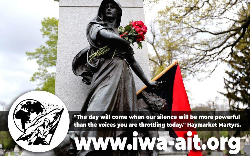 IWA-AIT : Διεθνής δήλωση αλληλεγγύης με τους εργαζομένους την 1η Μαΐου