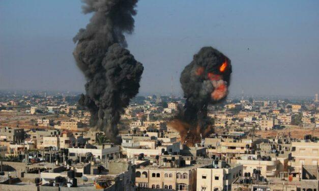 Ilan Shalif – Μια καταγραφή των τωρινών εξελίξεων στην Παλαιστίνη