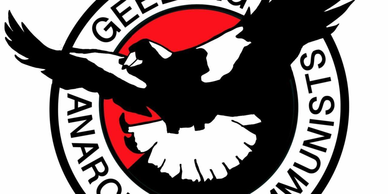 Geelong Anarchist Communists   Διακύρηξη Αρχών