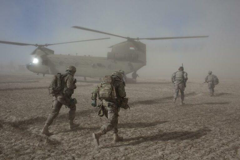 Αφγανιστάν ή η φυγή των κλεφτοκοτάδων