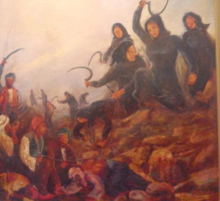 Γυναίκες: Οι οριακά αόρατες (και) από την ιστορία για το 1821