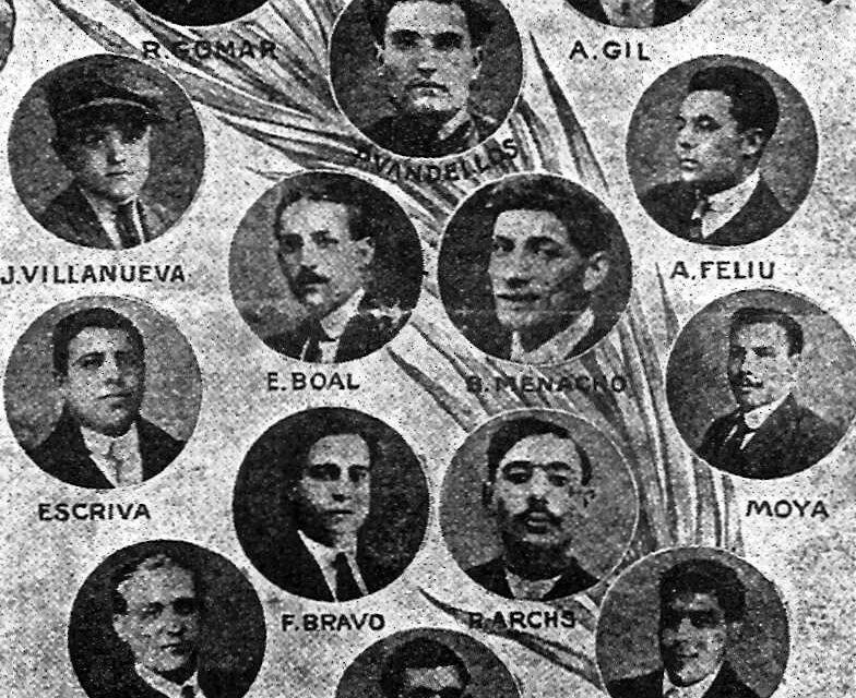 100 χρόνια απο την δολοφονία τριών μελών της CNT