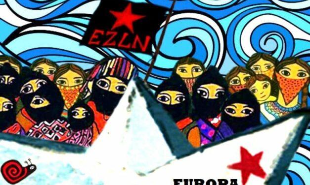 «Para todos todo!»   Για το ταξίδι των Ζαπατίστας