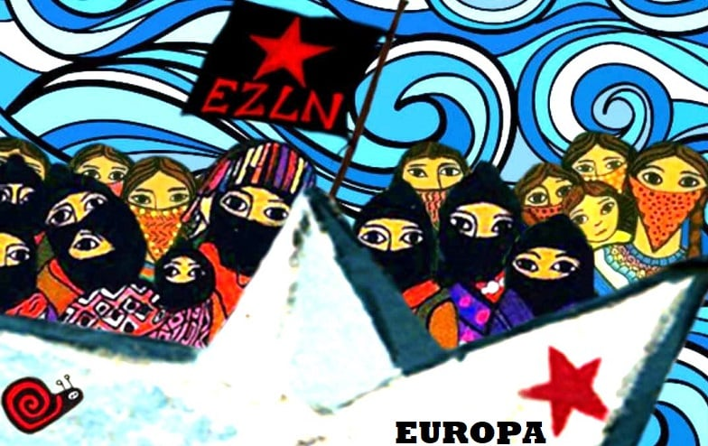 «Para todos todo!» | Για το ταξίδι των Ζαπατίστας