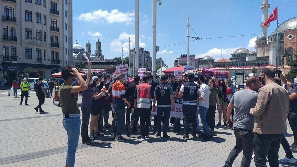 Σκάνδαλο διαπλοκής κράτους-κεφαλαίου-μαφίας στην Τουρκία. Η αστυνομία επιτίθεται σε αναρχικούς