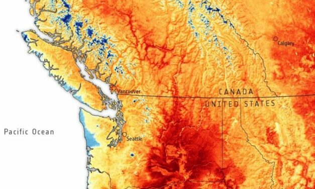 Όταν η κλιματική αλλαγή γίνεται κόλαση
