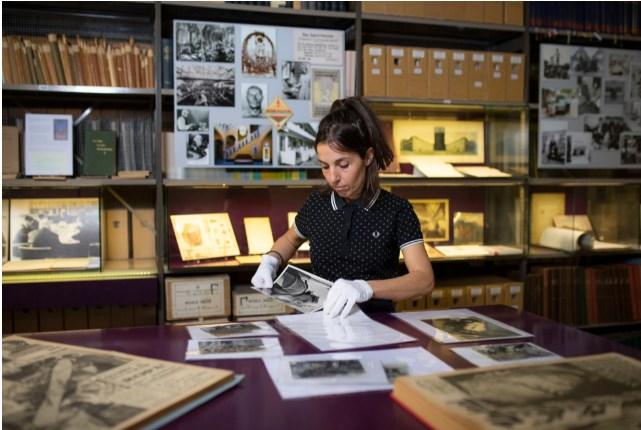 Τα ιστορικά αρχεία των CNT/FAI στο Διεθνές Ινστιτούτο Κοινωνικής Ιστορίας του Άμστερνταμ