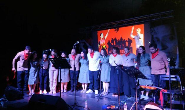 Ανταπόκριση από τις συναυλίες του Grup Yorum σε Αθήνα & Θεσσαλονίκη (video & photos)