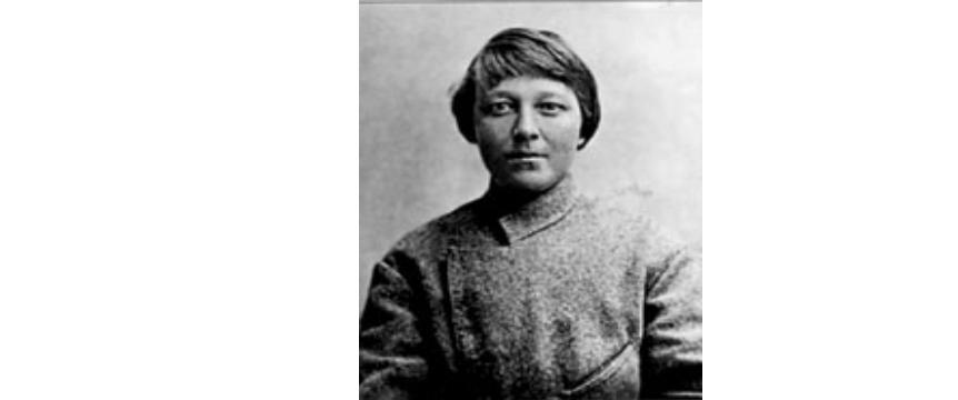 Μαρούσια Νικιφοροβα,(Μαρία Νικιφόροβα) 1885-1919