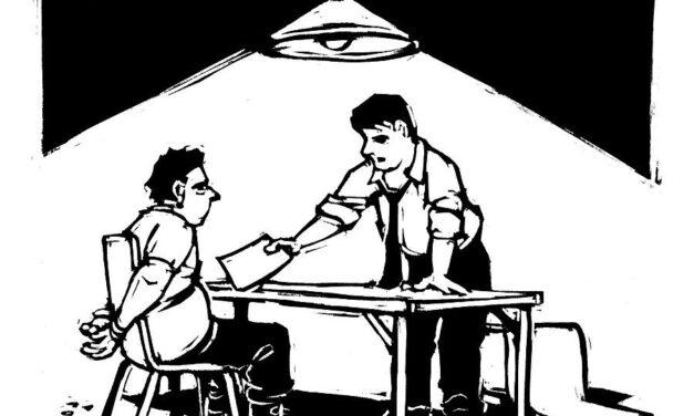 «Χριστόφορος», ένα ελευθεριακό μονόπρακτο του Φώτη Γιάντσιου