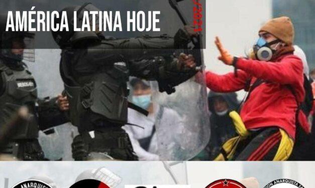 Ανάλυση της συγκυρίας: Η Λατινική Αμερική σήμερα. Covid-19 και νέος κύκλος αγώνων