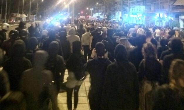 """Αντιφασιστική διαδήλωση στη Θεσσαλονίκη: Σάββατο 2/10 στις 17.30 στο πρώην στρατόπεδο """"Παύλου Μελά"""""""