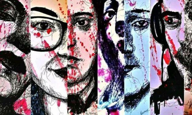 Γιάννης Μάγγος: Όχι πια άλλα Ματωμένα Πορτρέτα