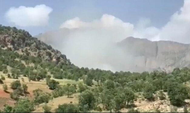 Το τουρκικό κράτος κάνει χρήση χημικών όπλων εναντίον Κούρδων ανταρτών