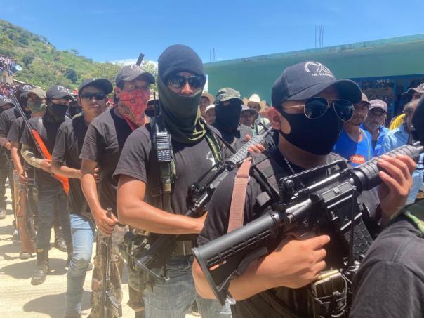 Νέες πολιτοφυλακές αυτοάμυνας εμφανίζονται στην Τσιάπας του Μεξικού
