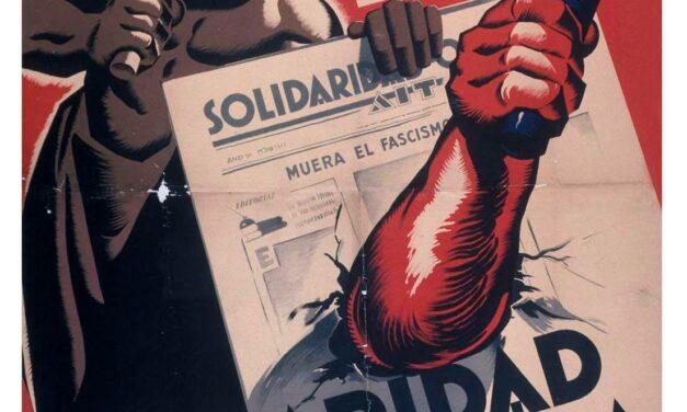 Σαν σήμερα θα κυκλοφορήσει το πρώτο τεύχος της αναρχικής εφημερίδας Solidaridad Obrera